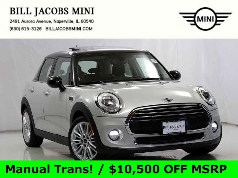 Pre-Owned 2018 MINI Cooper Hardtop